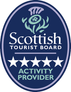 Visit scotland 5 star activity provider