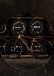 The Glenmorangie Renovo bike