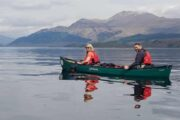 canoeing loch lomond and it's islands