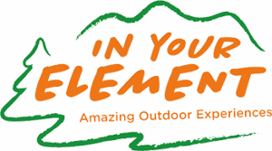 In your element logo