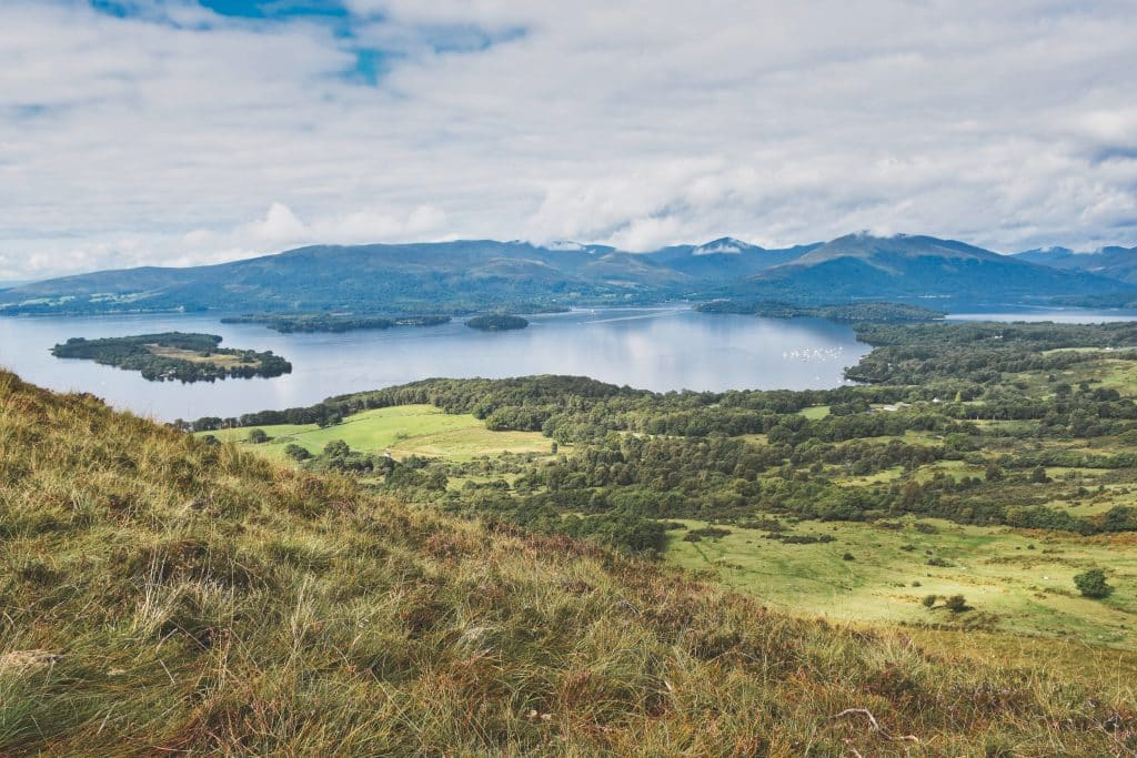 Photo of Loch Lomond by Robert Keane on Unsplash