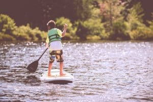 stand up paddle boarding scotland