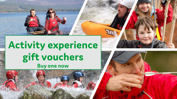 buy an activity experience gift voucher